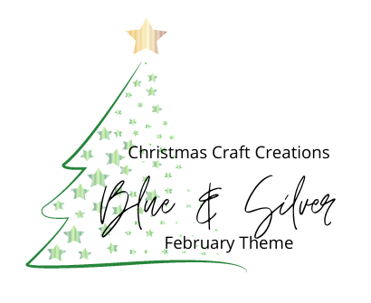 Christmas Craft Creations – Blue and Silver