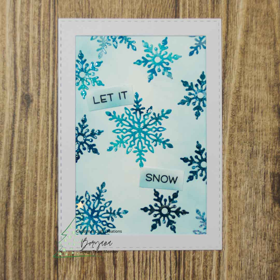 Christmas Craft Creations – Non-Traditional Colors